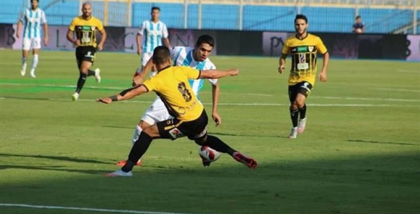 بالصور  «قناع الوجه» كلمة السر في مباريات اليوم بالدوري المصري