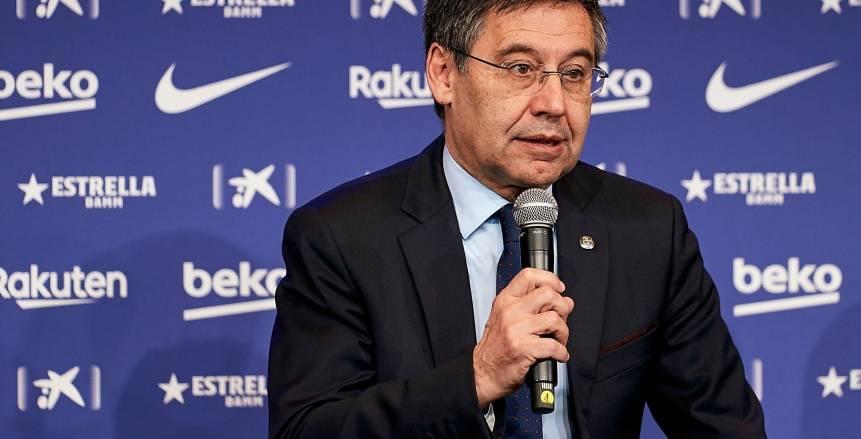 سبب القبض على بارتوميو رئيس نادي برشلونة السابق