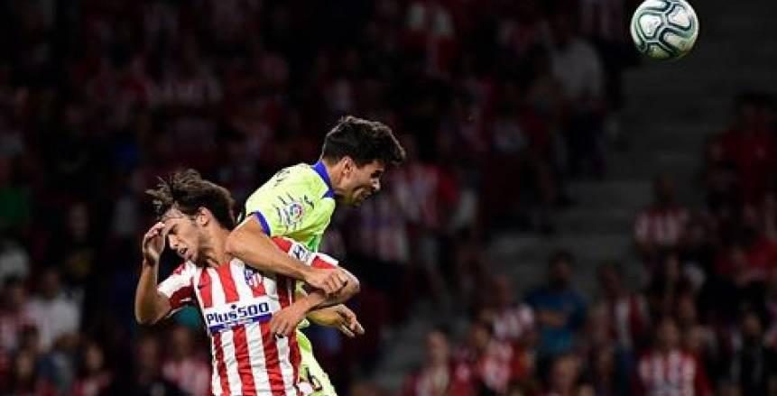 بالفيديو.. هيريرا يخطف تعادل قاتل لأتليتكو مدريد أمام يوفنتوس