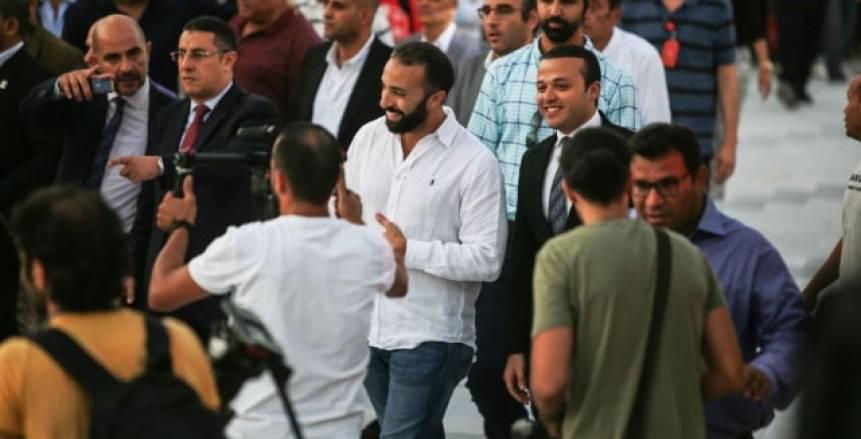 إقبال كثيف من أعضاء الأهلي على المنطقة الترفيهية بمدينة نصر
