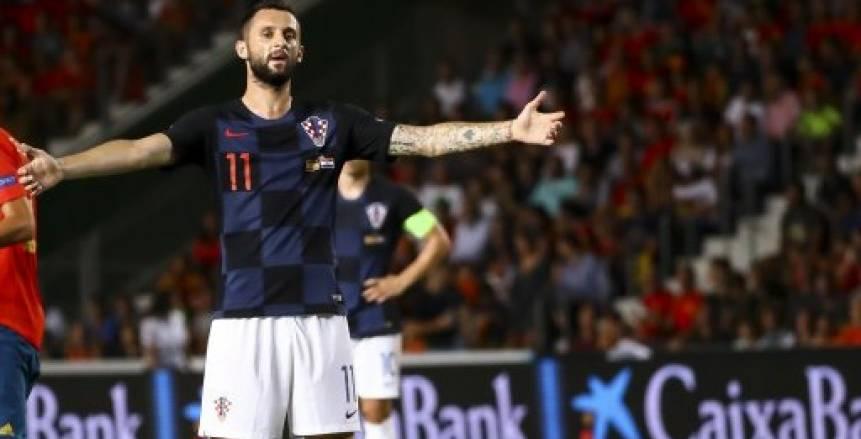 تصفيات أمم أوروبا  كرواتيا وأيسلندا في الصدارة بعد الفوز على ويلز وألبانيا