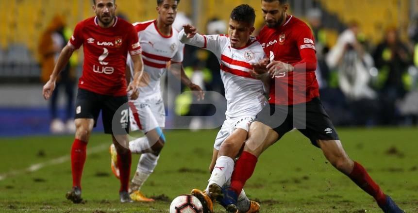 غدا.. اتحاد الكرة يعلن ملعب مباراة السوبر وعدد الجماهير