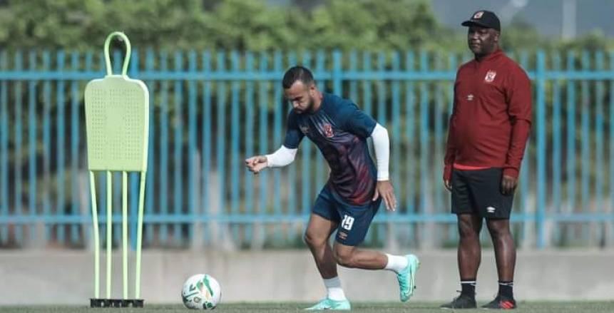 موسيماني يحذر أبطال إفريقيا قبل مواجهة البنك الأهلي في الدوري
