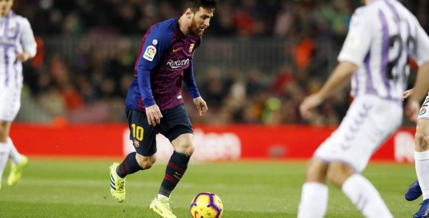 دوري أبطال أوروبا| «ميسي» و«سواريز» على رأس قائمة برشلونة لمواجهة ليون