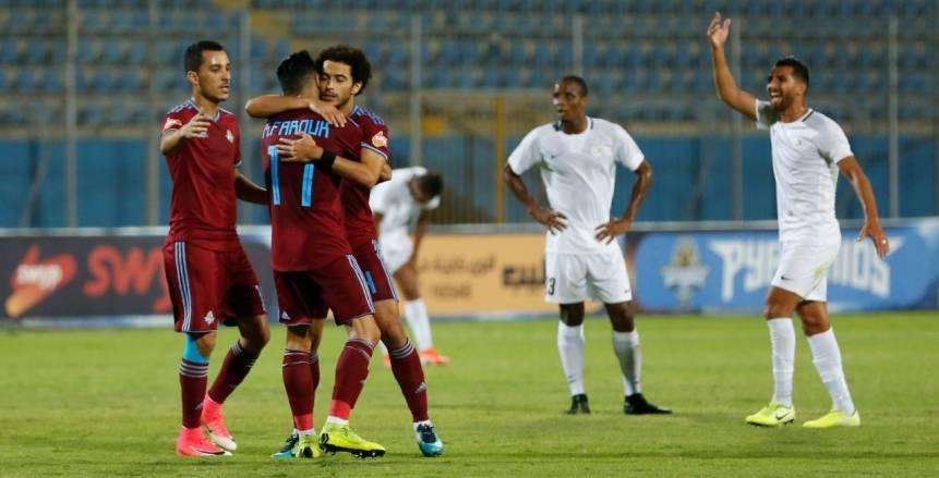 جدول ترتيب الدوري المصري قبل انطلاق الجولة الثانية