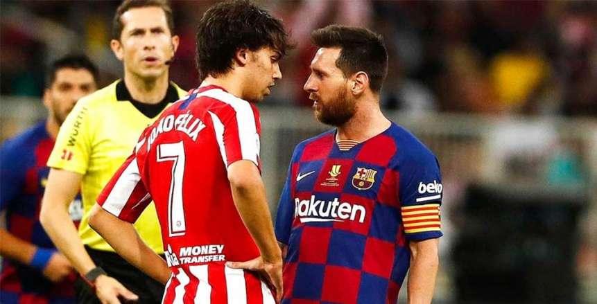 خطأ شتيجن يمنح أتلتيكو مدريد انتصارا صعبا على برشلونة