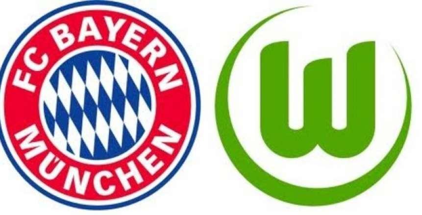 شاهد  بث مباشر لمباراة بايرن ميونخ وفولفسبورج في الدوري الالماني