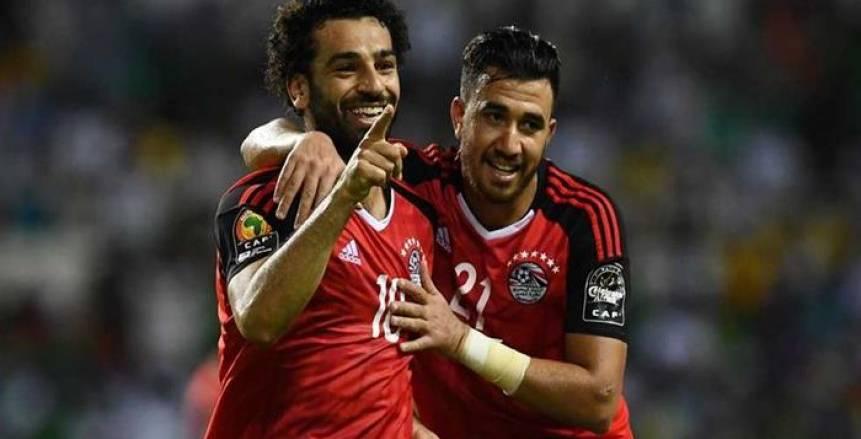«صلاح» يُساند «تريزيجيه» في جائزة أفضل لاعب بتركيا