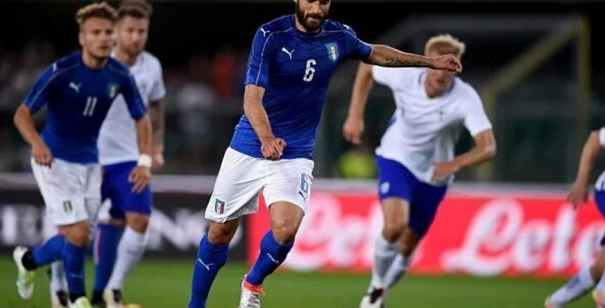 بالفيديو| تفوق كاسح لإيطاليا.. فوز يتيم لفنلندا منذ 107 سنة