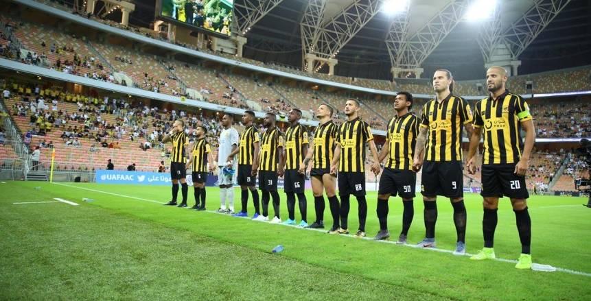 اتحاد جدة يقسو على العهد اللبناني بثلاثية في البطولة العربية