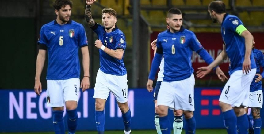 إيطاليا لا تعرف الهزيمة.. أرقام مرعبة لـ«الأتزوري» قبل مواجهة تركيا