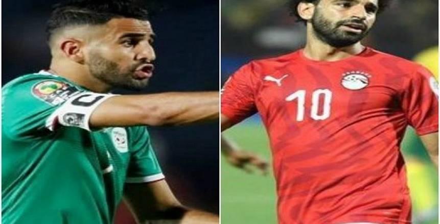 رياض محرز وجمال بلماضي.. لماذا نجحت الجزائر وفشلت مصر في أمم أفريقيا؟