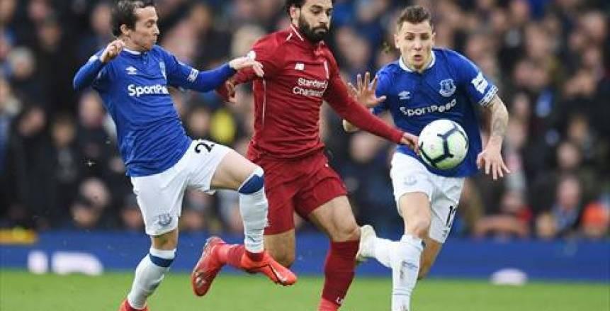إيفرتون يسعى لكسر عقدة ليفربول بعد غياب 11 عاما