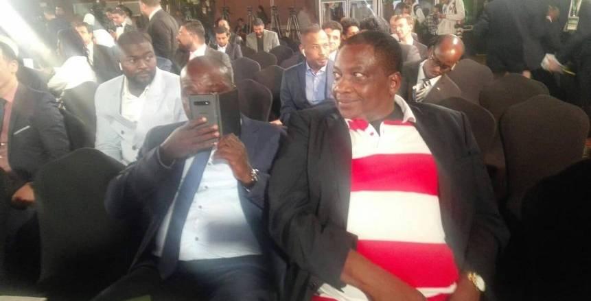 """خاص  المدير التنفيذي لسيمبا:""""لاعبو فيتا لم يتعرضوا لأي غازات أو مضايقات في تنزانيا"""