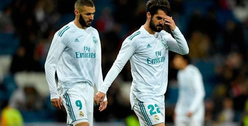 تعادل إيجابي بين ريال مدريد وفياريال في الدوري الإسباني