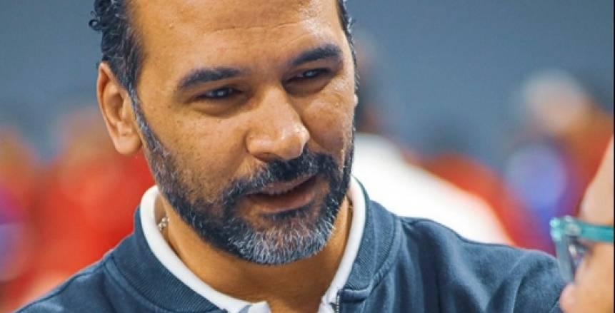 حسين زكي: أحمد الأحمر قائد.. والدوري أقل هدية لجماهير الزمالك