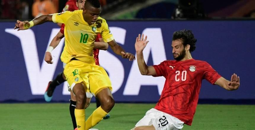 عاجل| محمود علاء يحصد جائزة الأفضل في مباراة مصر وزيمبابوي