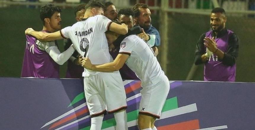 بمشاركة حجازي.. تعادل ثمين لاتحاد جدة أمام الشباب في البطولة العربية