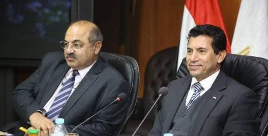 أشرف صبحي: تنظيم أمم أفريقيا تحدي كبير لمصر.. وقادرون على التتويج بالبطولة