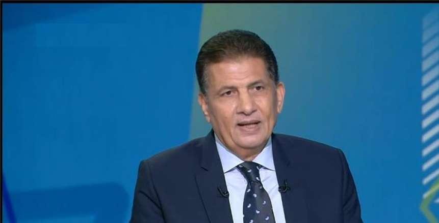استقالة مصطفى عبده من نادي غزل المحلة بسبب الأهلي