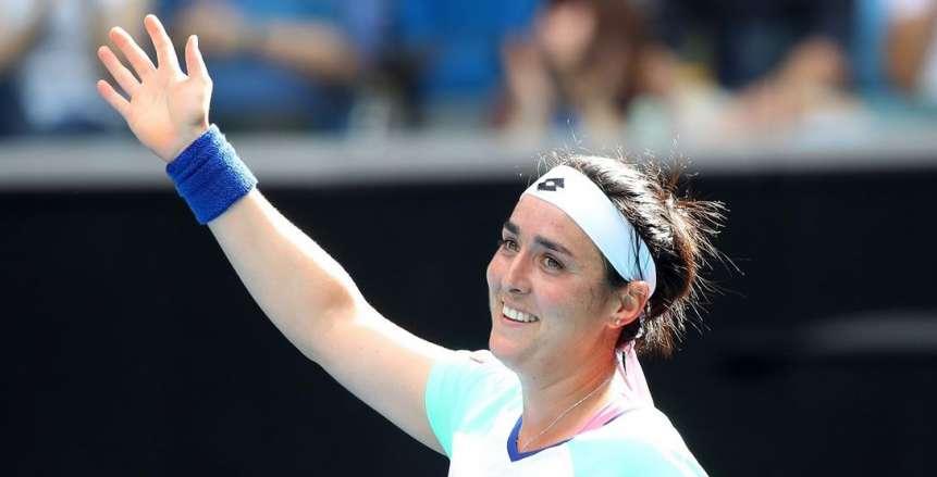 التونسية أنس جابر تشكر مشجعيها بعد توديع بطولة أستراليا المفتوحة (صور)