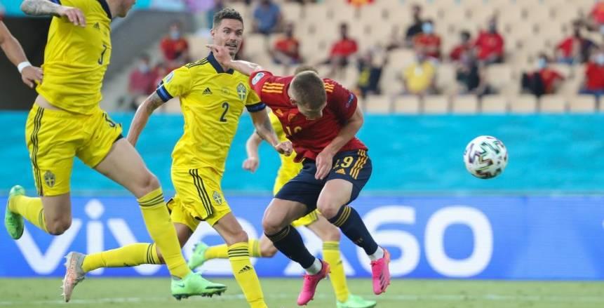 موعد مباراة السويد وسلوفاكيا في كأس أمم أوروبا 2020 والقنوات الناقلة