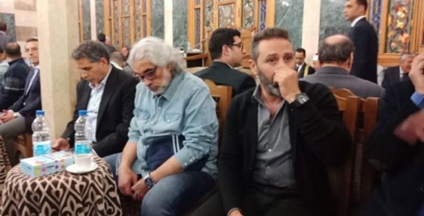 حازم إمام لأعضاء الجبلاية: سأستقيل حال فشل أجيري