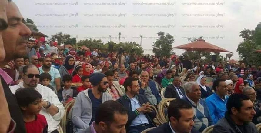 أحمد السعدنى: لا أتخيل رئيسا للأهلي سوى الخطيب .. وولاية طاهر فترة انتقالية