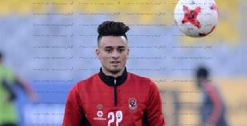 صلاح محسن يسجل الهدف الثاني للأهلي في شباك المصري