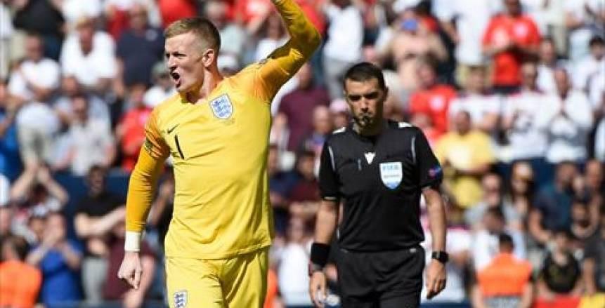 منتخب إنجلترا يفوز على سويسرا ويحصد المركز الثالث في دوري أمم أوروبا