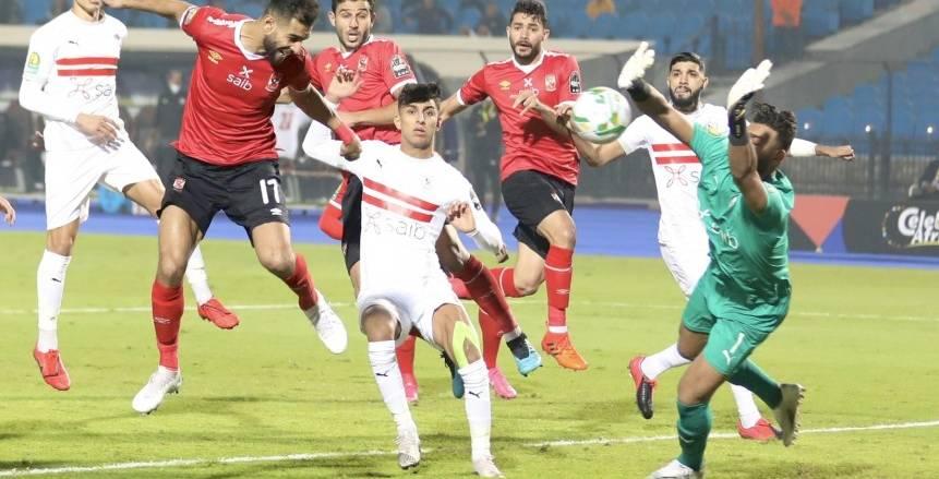 عفت نصار: اتحاد الكرة يريد افتعال أزمة قبل مباراة القمة بسبب الحكام