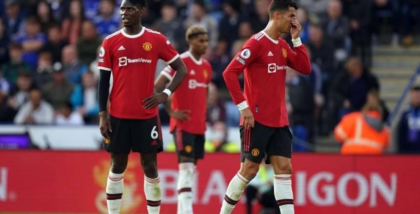 أتالانتا يتقدم على مانشستر يونايتد بثنائية في الشوط الأول