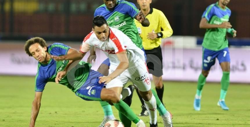 الزمالك يبحث عن الفوز الثالث على حساب نادى مصر