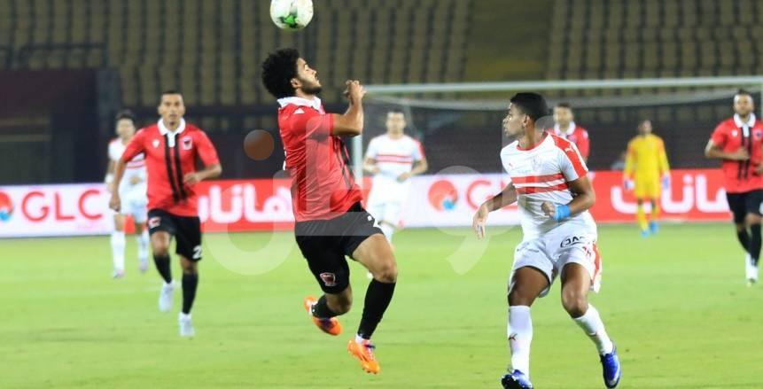أسامة فيصل ينقذ الزمالك من توديع الكأس أمام نادي مصر