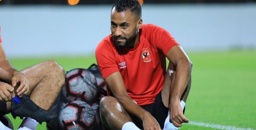 مصدر بالأهلي: عاشور لن يجري مسحة كورونا مع اللاعبين وعلاقته بالنادي انتهت