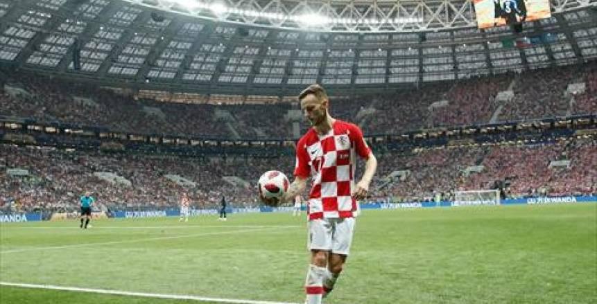 «راكيتيتش» ينتظر تحقيق رقم تاريخي أمام إسبانيا بدوري أمم أوروبا
