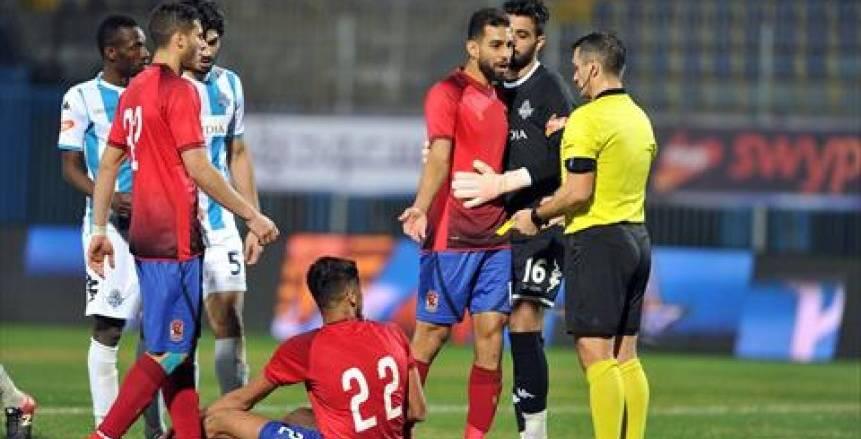 مدحت شلبي على رأسهم.. معلقو مباراة الأهلي وبيراميدز في كأس مصر