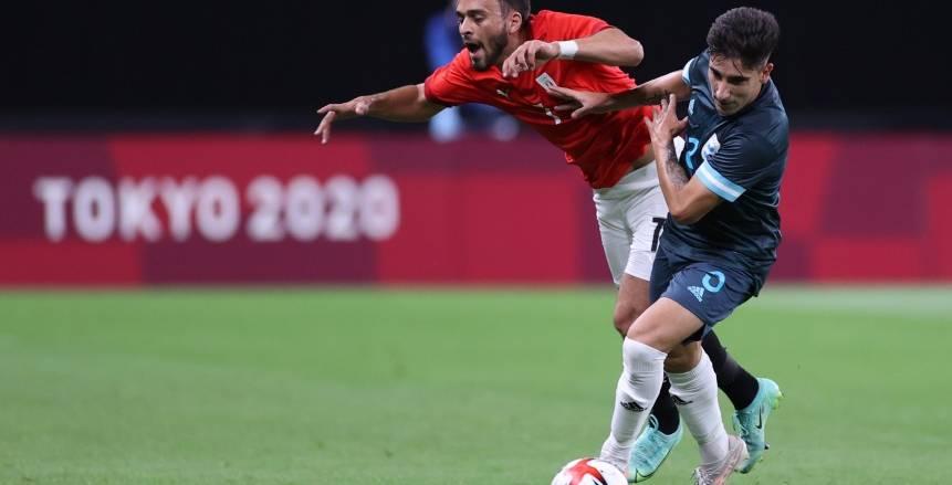 فرص تأهل مصر لربع نهائي أولمبياد طوكيو 2020 من مباراة أستراليا: حسبة برما