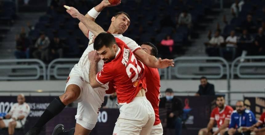 الأهلي والزمالك في مهمة حسم لقب دوري كرة اليد اليوم