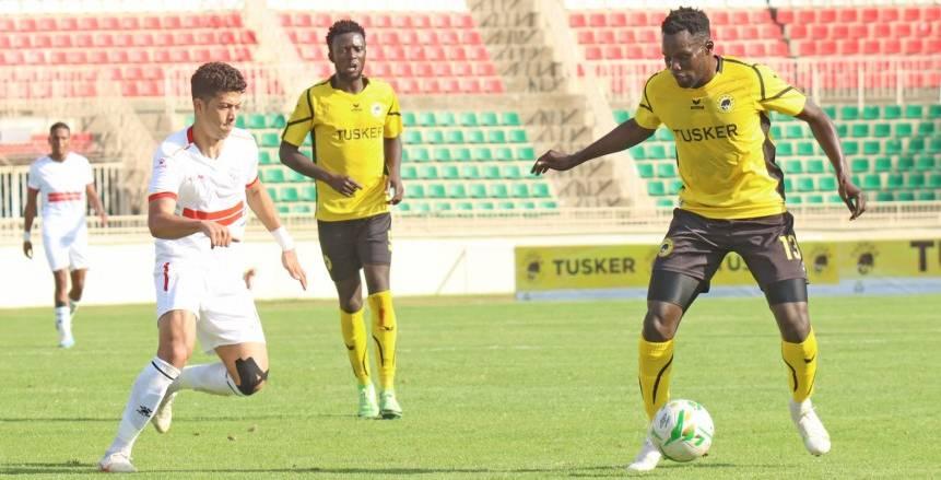 موعد مباراة الزمالك وتوسكر والقنوات الناقلة لها في دوري أبطال أفريقيا