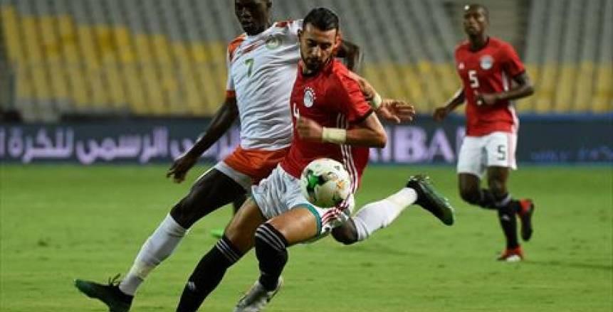 بث مباشر.. مباراة مصر والنيجر اليوم في تصفيات أمم أفريقيا 2019