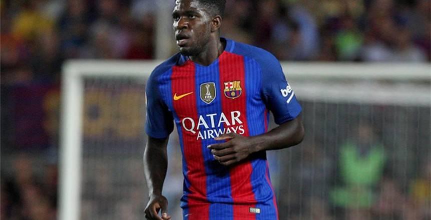 رسميا.. برشلونة يعلن إصابة أومتيتي وغيابه عن مواجهة فياريال