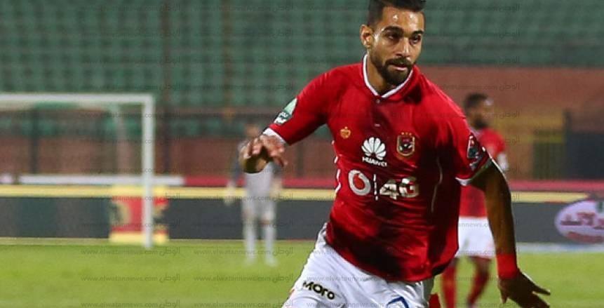 صورة| الامارات تمنح «السولية» جائزة لاعب الشهر في الدوري المصري