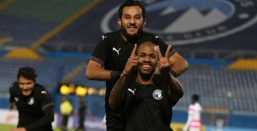 موعد مباراة بيراميدز والمصري اليوم والقنوات الناقلة