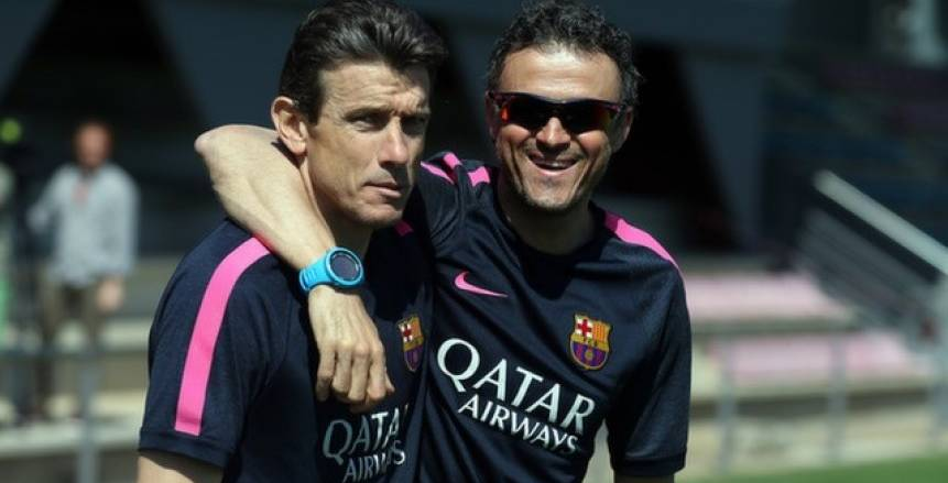 ريال مدريد يدعم مدرب برشلونة السابق بعد إصابته بالتصلب الجانبي الضموري
