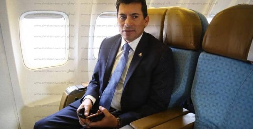 وزير الرياضة: لا مساس بـ«الدوري المصري» ونحن على أعتاب «أمم أفريقيا»
