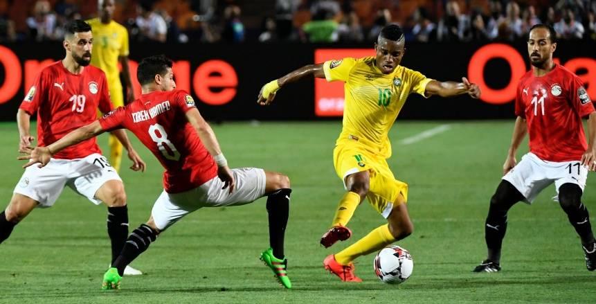 شاهد بث مباشر مباراة مصر والكونغو في كان 2019