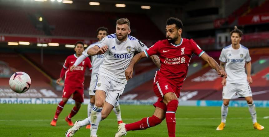 محمد صلاح يقود تشكيل ليفربول ضد ليدز يونايتد في الدوري الإنجليزي