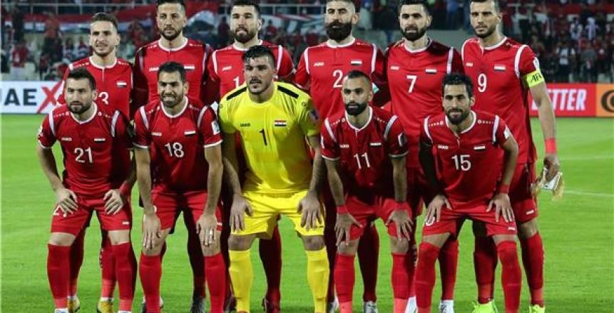في ليلة توهج السومة بالهاتريك.. سوريا يفوز على جوام برباعية بتصفيات المونديال