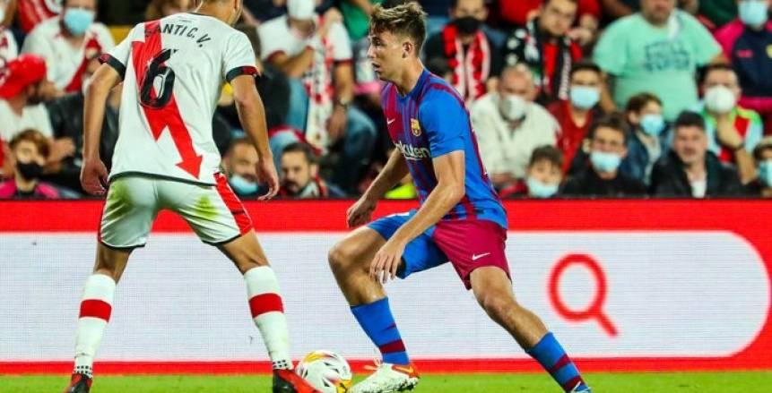 من هو سيرجي بارخوان مدرب برشلونة الجديد؟